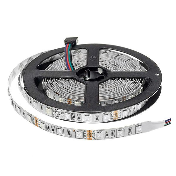 LED páska nezalitá IP20 12V 14.4W/m 60LED/m RGB