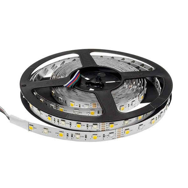 LED páska nezalitá IP20 12V 14.4W/m 60LED/m RGBW
