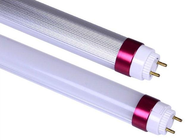 LED zářivka T8 na maso 60cm 11W 940 lm 3400K růžová